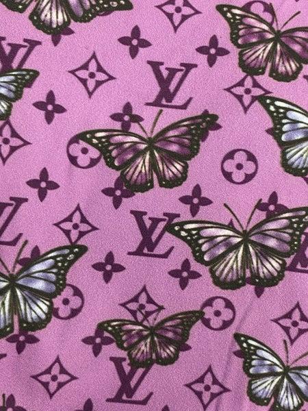 Designer Inspired Be A Butterfly Leggings