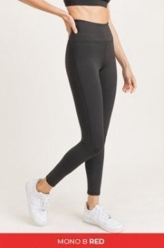 Mono B Plain And Simple Leggings PREORDER