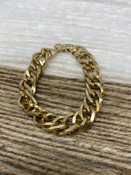 Together Forever Chain Bracelet