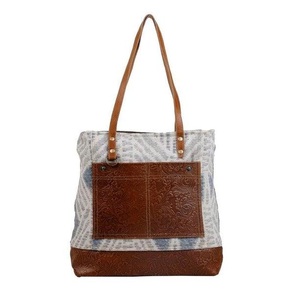 Myra Urbane Elegance Tote Bag