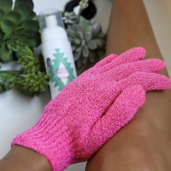 Desert Bronze Exfoliator Glove *Final Sale*
