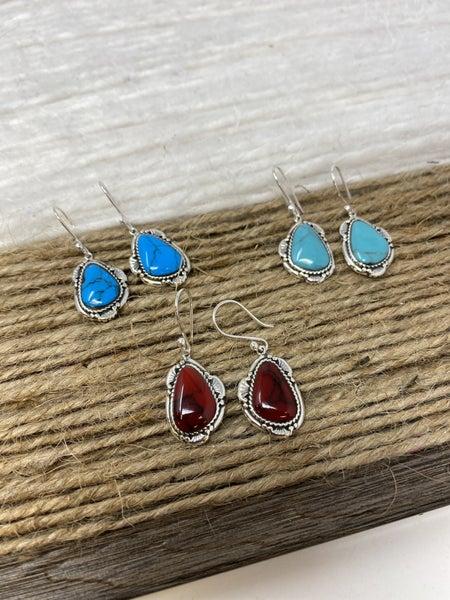 Petunia Sterling Earrings