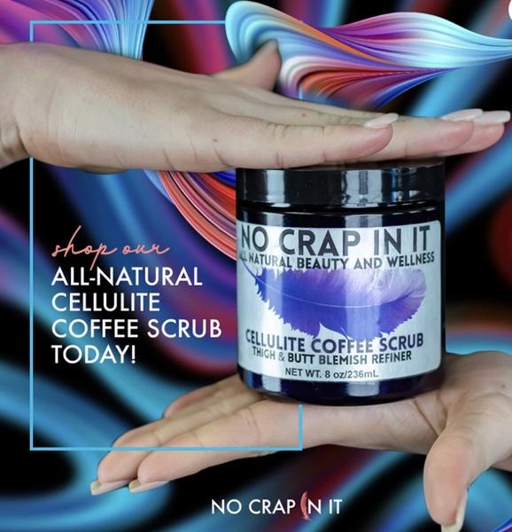 Cellulite Coffee Scrub *Final Sale*