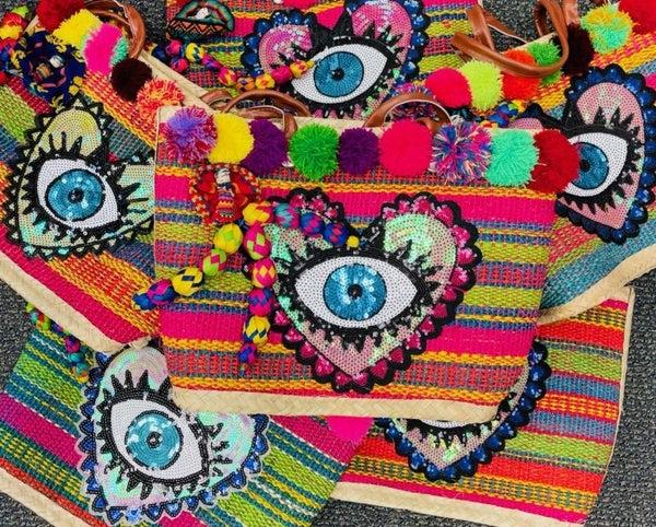 Eye Love You Purse