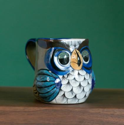 A Hoot Owl Mug