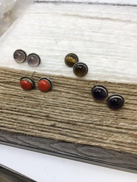 Globetrotter Earrings