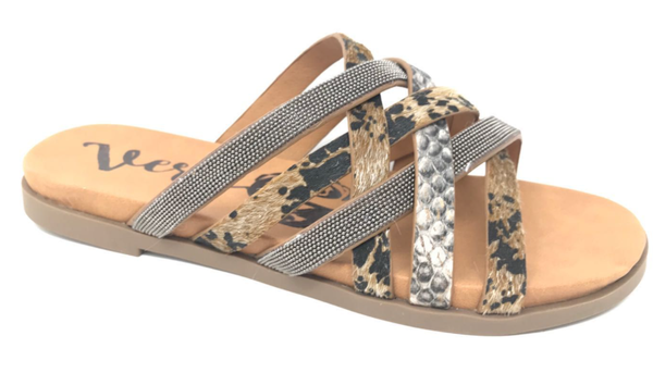 High On Loving You Sandals