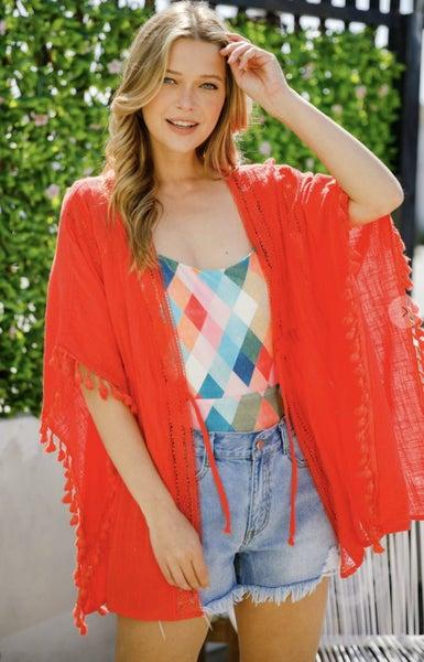 The Sweetest Thing Kimono