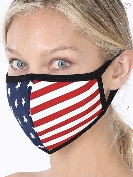 Patriotic Face Covering *Final Sale*