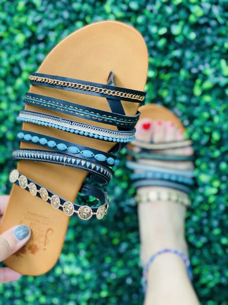 Jellypop Lizzy Sandals