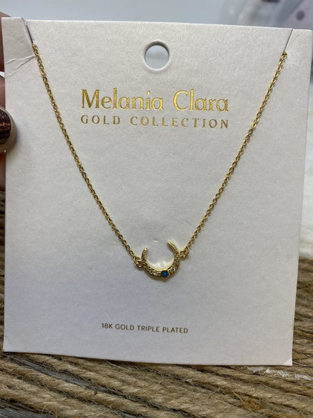 Melania Clara Mystic Night Necklace
