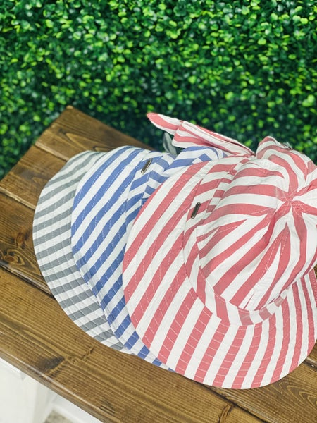 Bows At The Beach Hat