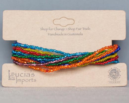 Rainbow Strand Bracelet