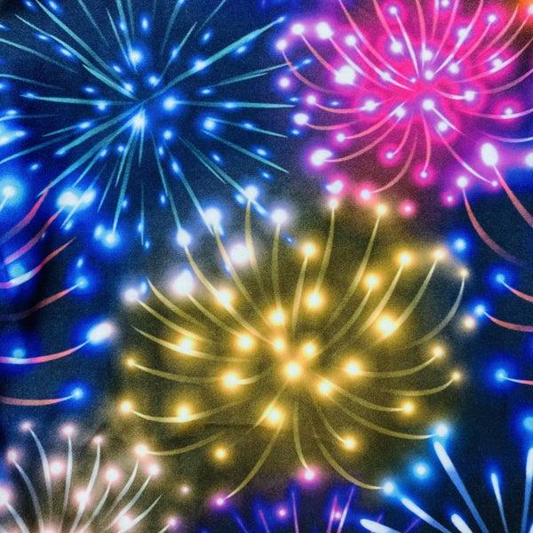 Fireworks For Days Kids Leggings