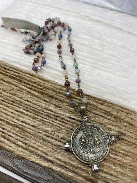 Melania Clara The Soledad Petal Necklace