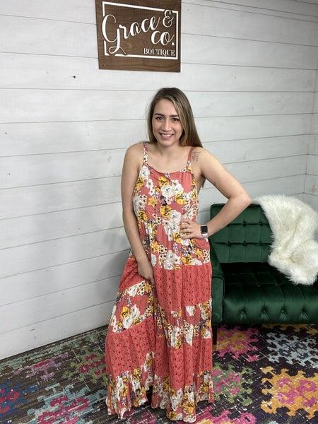 Poetic Maxi Dress