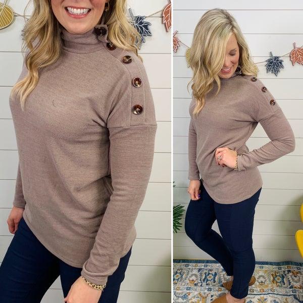 Better Button Up Sweater