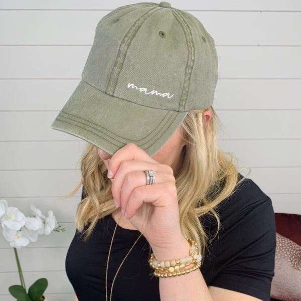 Mama Hat- RESTOCKED!!