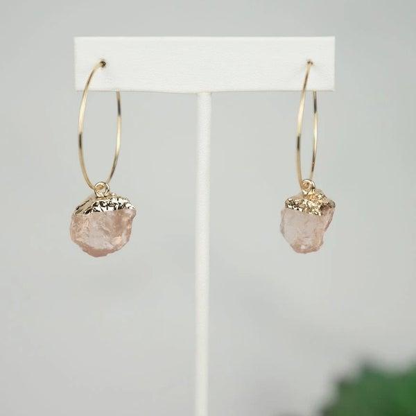 Mimi Rose Earrings- BACK IN STOCK!!