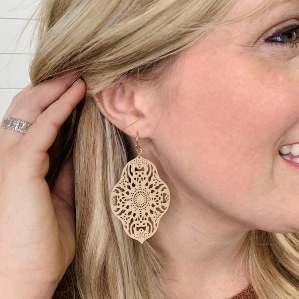Alessia Earrings