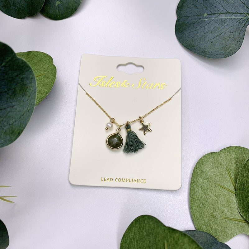 Endless Charm Necklace