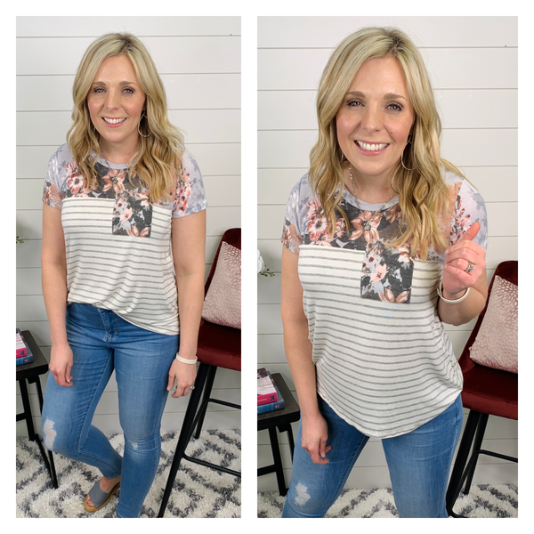 The Spring Fever Top