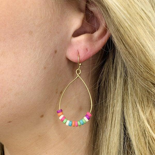 End of the Rainbow Earrings