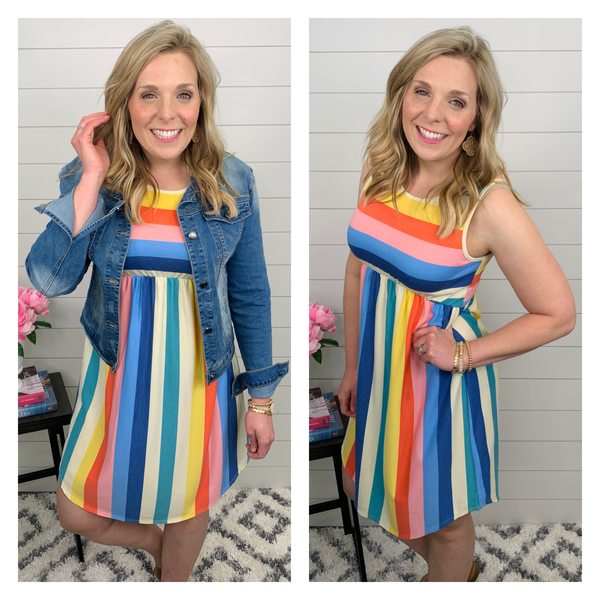 Bright Future Dress- REORDERED!!