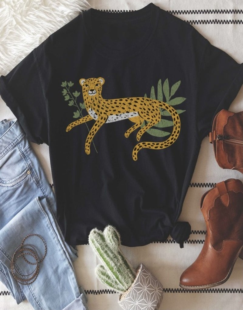 Jungle Fever T-shirt- only SM *Final Sale*