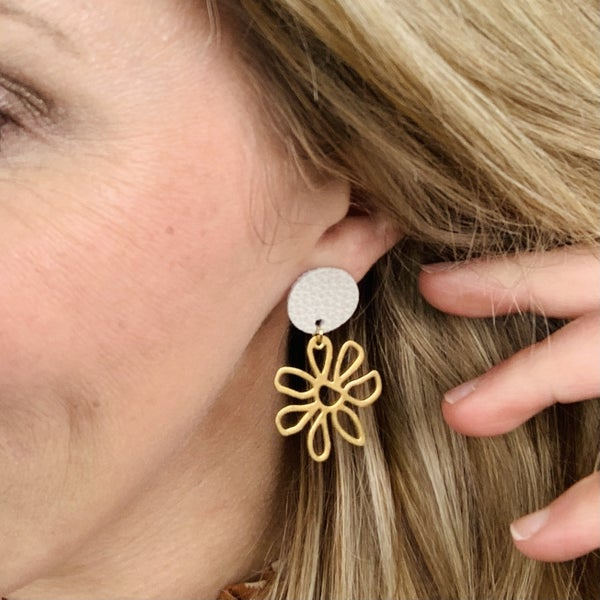 Daisy May Earrings