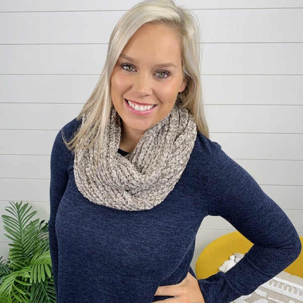 Seriously Soft Scarf