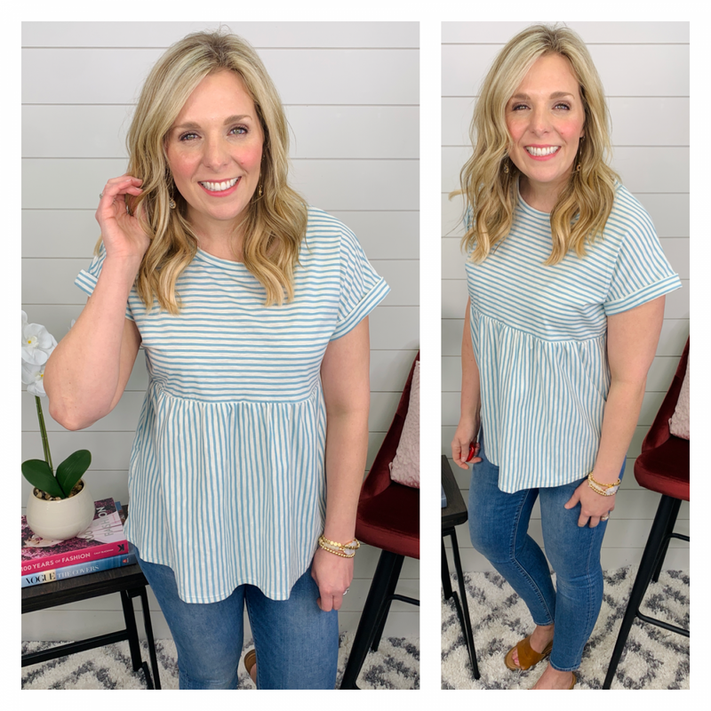 Seashore Vibes Top