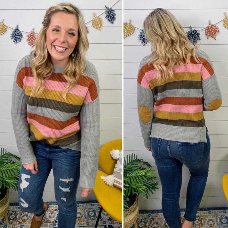 Perfect Harmony Sweater