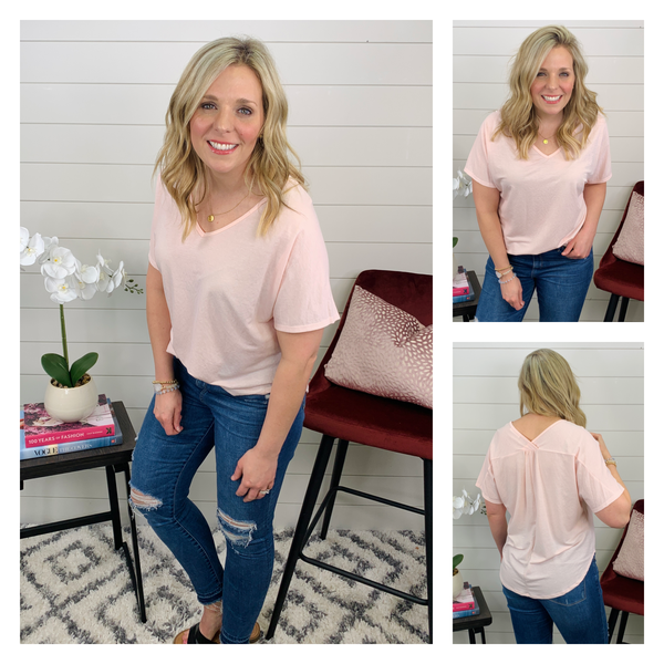 Willow Top - Pink