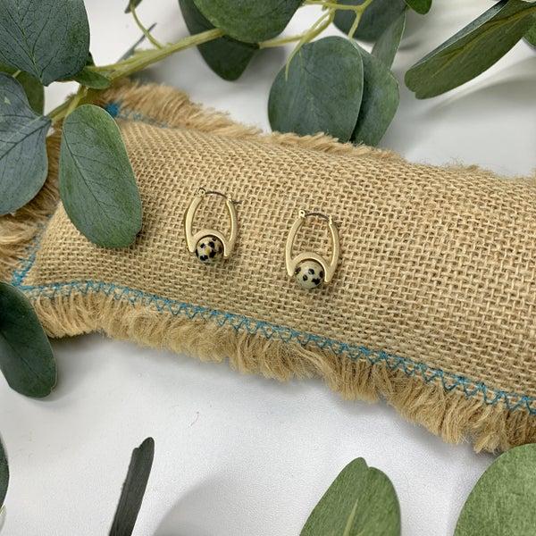 Run the World Earrings