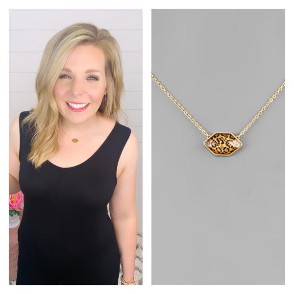 Leopard Queen Necklace