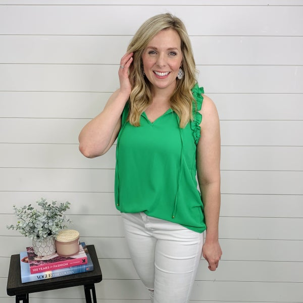 Kelly Top - Green