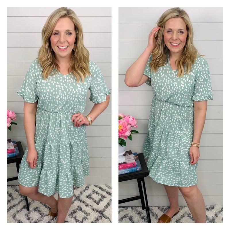 Minty Fresh Dress