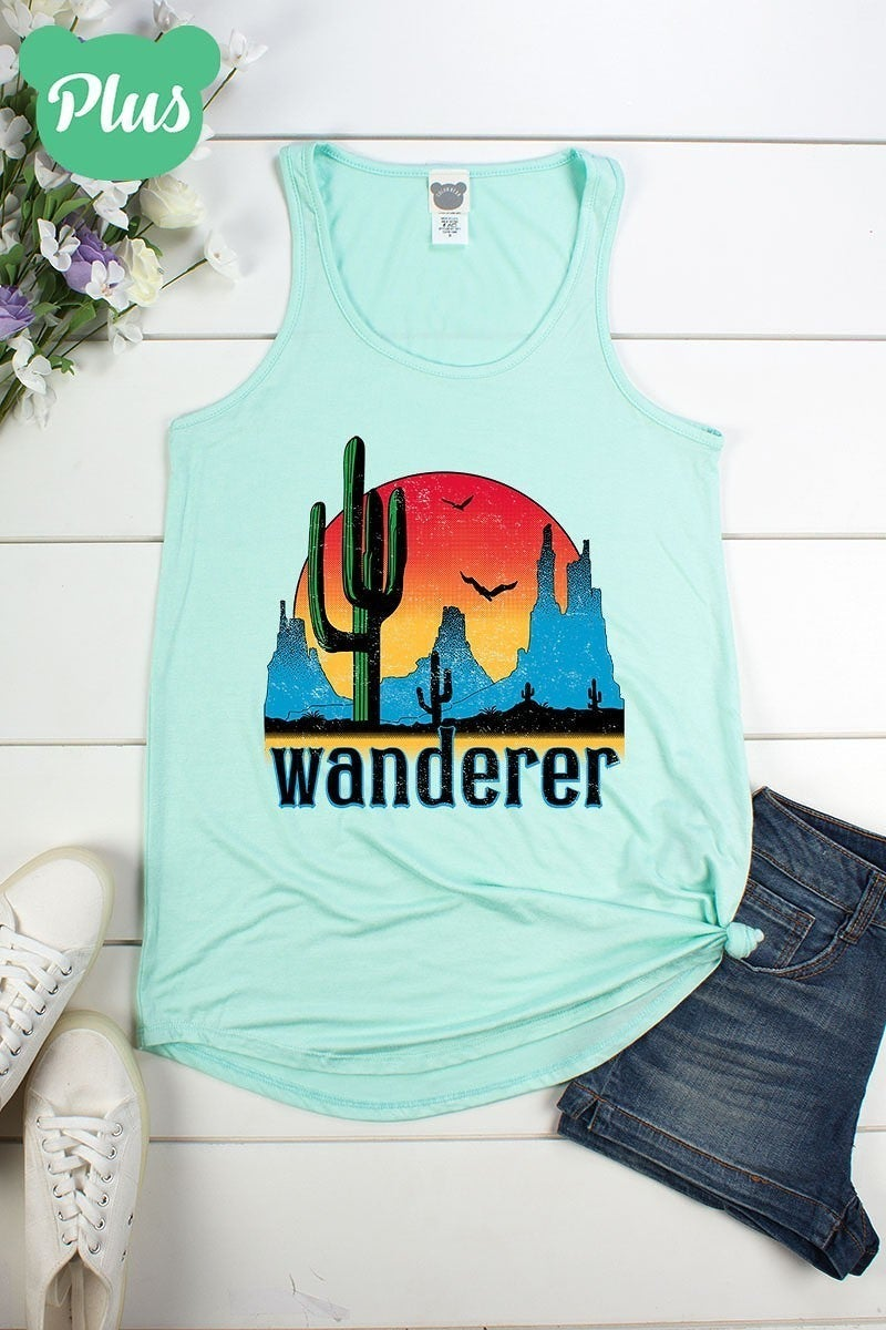 Wanderer Tank (All Sizes)