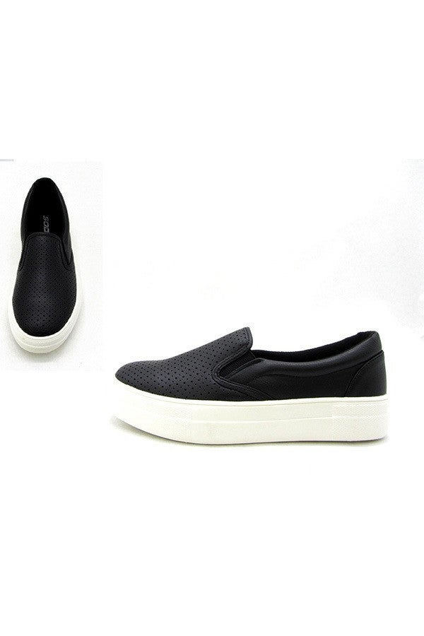 Holly Slip On Shoe by Soda