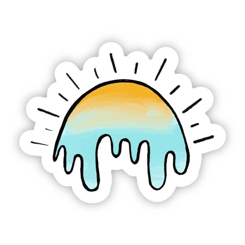 Drippy Sun
