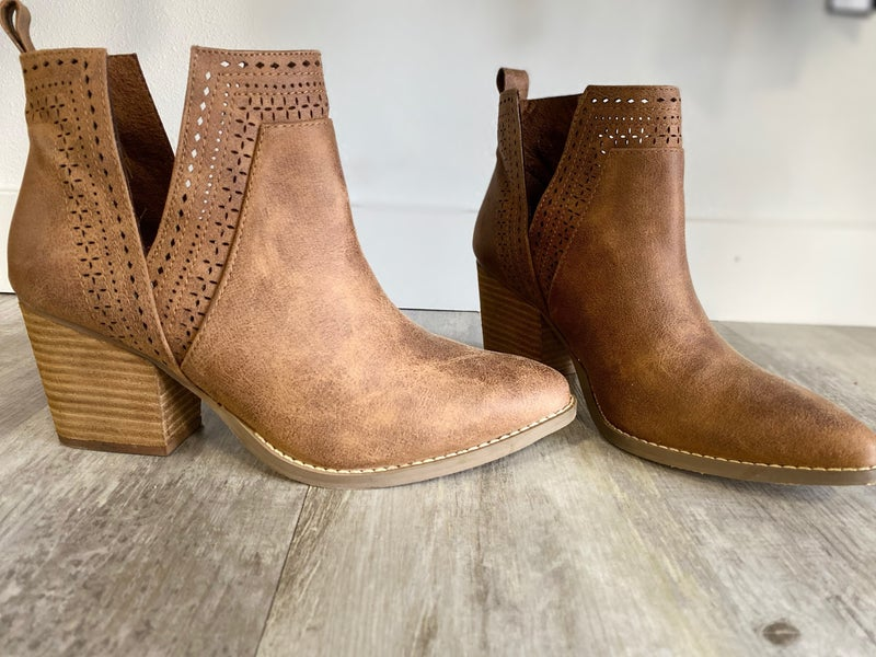 The Lexi  Bootie by Not Rated