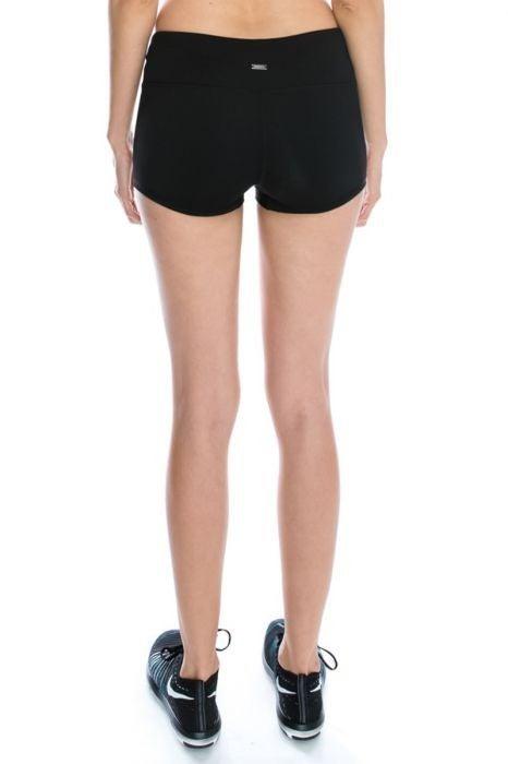 Basic Black Short by Mono B *Final Sale*