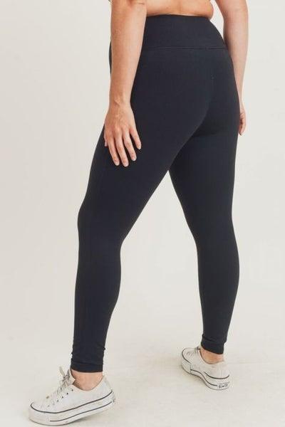 Curvy Bronze Legging