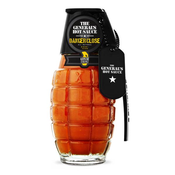 Danger Close - The General's Hot Sauce