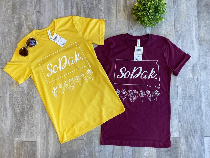 SoDak Tee All Sizes