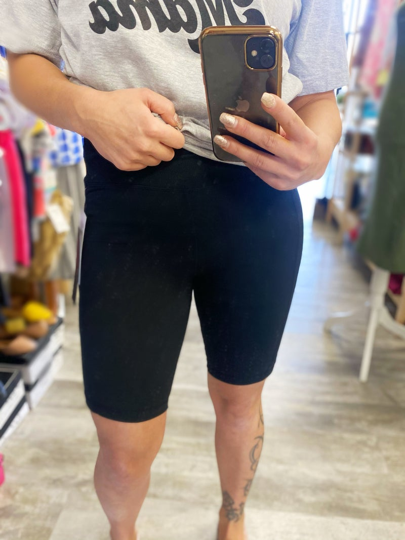 Perfect Biker Short