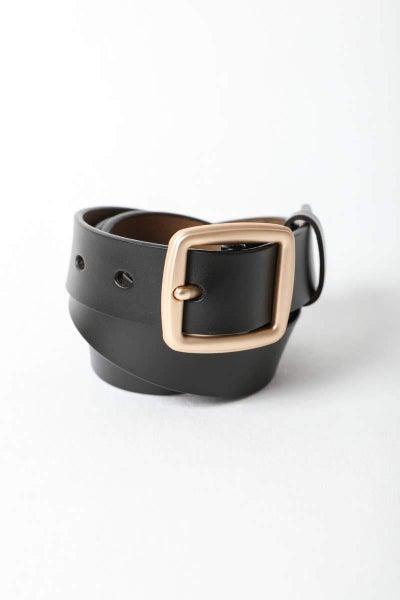 Leather Simple Belt