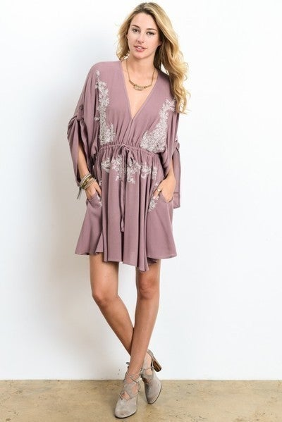 Run Away With Me Dress by Wishlist