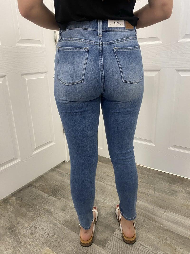 Lauren High Waist Skinny Jean by Judy Blue